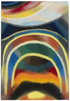 Otto Freundlich - Lichtkreise (Kosmischer Regenbogen)