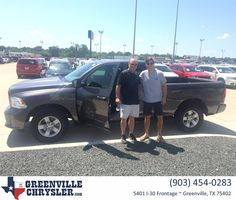 Greenville Chrysler Jeep Dodge Ram Customer Review  Excellent customer service, Steve was very friendly and helpful.  5.Stars.  Adam Tepe   Adam, https://deliverymaxx.com/DealerReviews.aspx?DealerCode=J122&ReviewId=61786  #Review #DeliveryMAXX #GreenvilleChryslerJeepDodgeRam