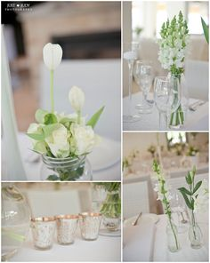 Top 15 So Elegant Wedding Table Setting Ideas for 2018 - Wedding Decorations 2019 ideas Wedding Table Decorations, Wedding Table Settings, Decoration Table, Wedding Centerpieces, Tall Centerpiece, Centrepieces, Rehearsal Dinner Centerpieces, Setting Table, Lantern Centerpieces