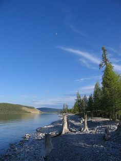 Lake Khovsgol, Mongolia (MN)