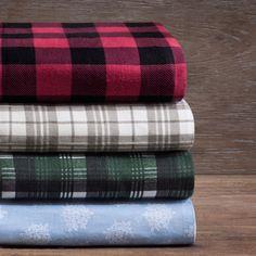Woolrich Cotton Flannel Sheet Set | Overstock™ Shopping - Great Deals on Woolrich Sheets