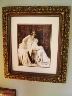 A classic photo in a classic frame with a great double mat from Eve O. Holiday Photos, Photo Contest, More Photos, Old School, Eve, Printables, History, Classic, Pictures