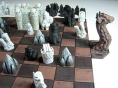 3D Printed Game of Thrones Board Game   What's New in the World of 3D Printing?