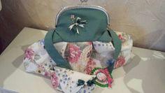 Bolso con boquilla Metal frame purse Donde Nancy Collection