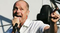 When the Tragically Hip lead singer said he was suffering from terminal brain cancer, Canada grieved, because the band mined the nation's cultural mythology. Tragically Hip Lyrics, Canadian Things, Much Music, Hot Band, Recent News, Great Bands, Bbc News, Cancer, Musicians