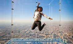 The Skydeck at Willis Tower - The Loop: General Admission for One, Two, or Four to The Skydeck at Willis Tower (23% Off)
