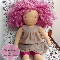 ~Sadie Jane ~                                                       ~ by little jenny wren ~