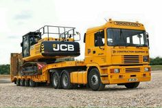Heavy Construction Equipment, Heavy Equipment, Big Rig Trucks, Cool Trucks, Old Lorries, Commercial Vehicle, Classic Trucks, Cars And Motorcycles, Tractors