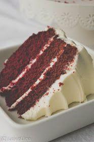 LeivinLiina: Red Velvet -kakku Red Velvet, Tiramisu, Cheesecake, Ethnic Recipes, Desserts, Food, Tailgate Desserts, Deserts, Cheesecakes
