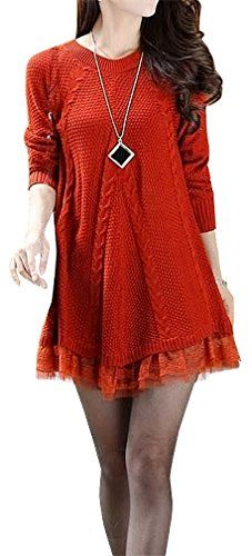Sweater S03, Red Big Mama
