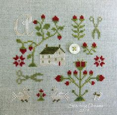 Stitching Dreams: Ah...Tis Spring!