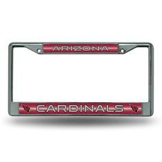 Tampa Bay Rays Mlb Chrome Laser Cut License Plate Frame