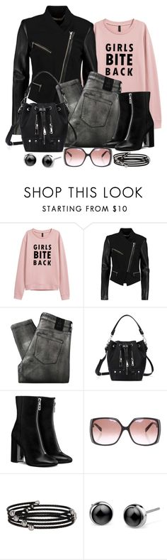 """""""Untitled #1283"""" by gallant81 ❤ liked on Polyvore featuring MICHAEL Michael Kors, 2nd Day, Jimmy Choo and Alor"""