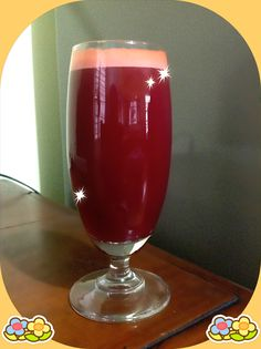 Carrot Apple Grapefruit Beet Romaine Juice