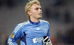 Ajax's Jasper Cillessen Fifa 2014 World Cup, World Of Sports, Jasper, Amsterdam, Athlete, Soccer, Graphic Sweatshirt, Football, Boys