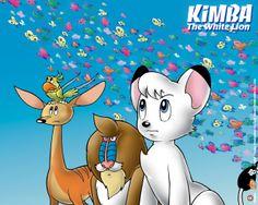 Kimba the white Lion by Osamu Tezuka - who needs Simba? Childhood Tv Shows, Childhood Memories, Kimba The White Lion, Lion Love, Lion Wallpaper, 80 Cartoons, Cartoon Tv Shows, Astro Boy, Animal Totems
