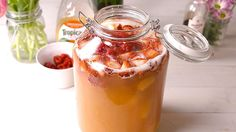 Mimosa Sangria: The easiest way to serve mimosas to a crowd? In a jug, of course. - Delish.com