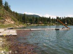 Shuswap semi-lakefront lot 1.1. acres $185, 000 Acre, Property For Sale, Mountains, Travel, Viajes, Mornings, Destinations, Traveling, Trips