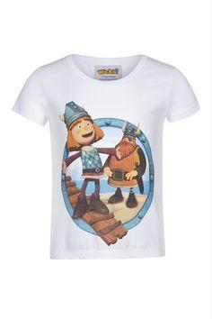 Tolles Wickie T-Shirt von Trachten Angermeier - perfekt auch zur Lederhosn!