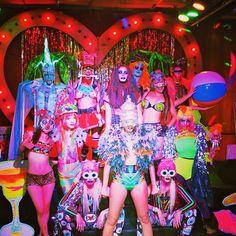 [ • club kids - colorful - fashion • ]