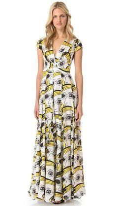 ISSA Short Sleeve Maxi Dress ~African fashion, Ankara, kitenge, African women dresses, African prints, Braids, Nigerian wedding, Ghanaian fashion, African wedding ~DKK