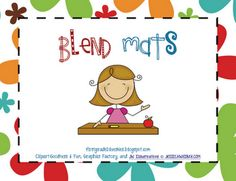 Blends are your friends!