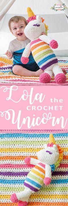Crochet LOLA the plu