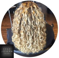 """Our reader wants to know """"Why do my curls always fall wavy and some of them flat after two or more days?"""""""