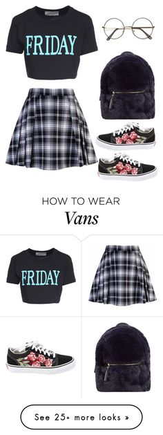 """Untitled #95"" by alexandrabryant004 on Polyvore featuring Alberta Ferretti, Vans and MANGO"