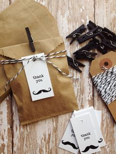 Birthday party favors mustache bash - wedding favors - stash bash party supplies mustache party little man birthday party. $10.75, via Etsy.