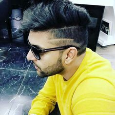 Honey Singh Hairstyle From Back