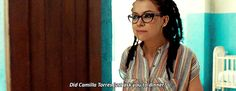 Someone please explain me this!?? what did Cosima saw in Camilla?
