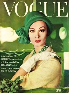 Vogue in the 60's