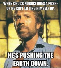 Chuck Norris Jokes | The 50 Best Chuck Norris Facts & Memes (Page 38)