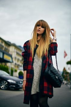 Plaid On + Q&A With Kristina, Send Us Your Questions!