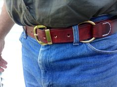 New Belt for Work
