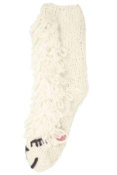 Buy Sheep Slipper Socks from the Next UK online shop