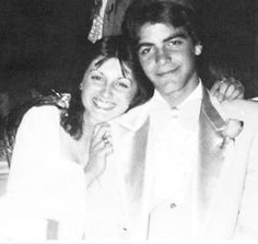 Who's prom picture do you think this is?  See Celebs Go To Prom pics now- 99.5 The River