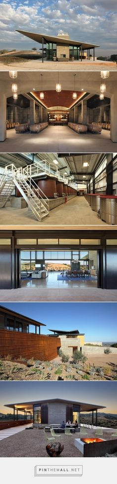 Law Winery / BAR Architects | ArchDaily... - a grouped images picture - Pin Them All