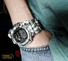 G Shock Frogman Series A Beast On The Wrist