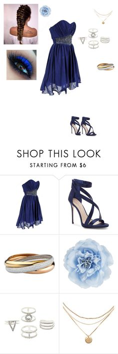 """""""formal"""" by jackismyhero on Polyvore featuring Imagine by Vince Camuto, Monsoon and Charlotte Russe"""