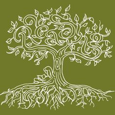 Olive tree - Green  #essenzadiriviera.com