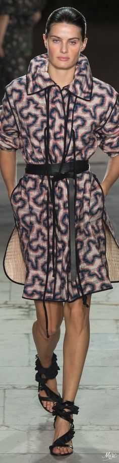 Spring 2017 Ready-to-Wear Isabel Marant