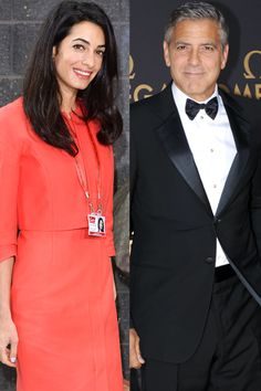 Everything You Need to Know About George Clooney and Amal Alamuddin's Wedding