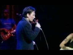 "k.d. lang. ""Crying"" by Roy Orbison."
