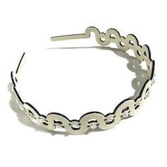 Moliabal dámská čelenka do vlasů 138 Crown, Bracelets, Silver, Jewelry, Fashion, Moda, Corona, Jewlery, Jewerly