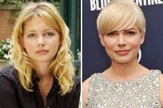 Michelle Williams Then & Now! Michelle Williams, Dowson Creek, Hair Goals, Beautiful People, Google, Image