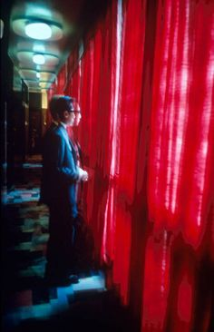 Christopher Doyle: The Space of a Kiss, Tony Leung, In the Mood for Love  via youmightfindyourself: