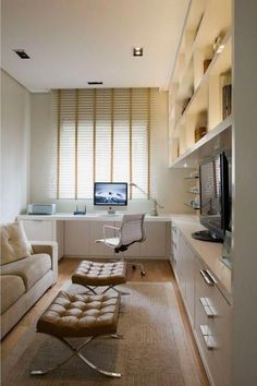 Luxury Home Office Design Ideas. Thus, the demand for house offices.Whether you are intending on including a home office or renovating an old room into one, right here are some brilliant home office design ideas to aid you get going. #Homeofficedesigns#Officedesignideas#Work#Homeofficeideas