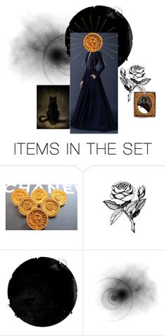 """Spell"" by vegetarian-wolf ❤ liked on Polyvore featuring art"